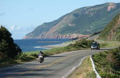Cape Breton Island is renowned for its Cabot Trail, its dramatic coastal views, variety of hiking trails, world-class golf, and Celtic culture. See more. Cape Breton, Beach Accommodation, Cabot Trail, Discover Canada, Le Cap, Beach Activities, Beach Day, Tourism, Surfing