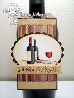 Wine Tag : Your Next Stamp