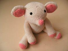 Amigurumi PATTERN: Crochet Mouse -pdf-