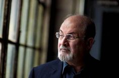"""Salman Rushdie's involvement in Granta goes back to the third issue of the magazine, The End of the English Novel, in which an extract of Midnight's Children was published. Then editor Bill Buford would later help to protect Rushdie during the fatwa issued by Ayatollah Khomeini, in response to his novel The Satanic Verses, by hiding him in his home..."" - from John Freeman's Interview: Salman Rushdie, in Granta 120."