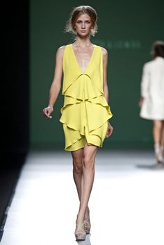 Devota & Lomba - Madrid Fashion Week P/V 2014 #mbfwm