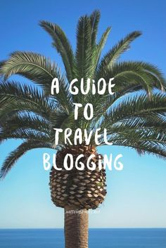 Want to start a travel blog? We've been blogging since '11 & have 2 blogs in the Lonely Planet Pathfinder network. This is what we've learned so far about travel blogging!