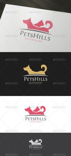 Veterinary Logo - GraphicRiver Item for Sale