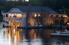 Lake George Boathouse Bed and Breakfast in Bolton Landing, New York | B&B Rental
