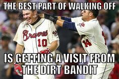 the dirt bandit...