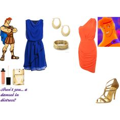 """""""Hercules"""" by mckenzie-mh on Polyvore"""