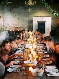 Kinfolk Dinner [by Leo Patrone]