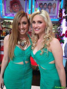 Dayana Solino y Sophia Sánchez Las Rencoristas En Sabadazo x19 MQ | FamosasMex