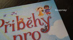Za tu dobu, co jsem matkou,jsemnenašla krásnější příběhovou knihu pro velmi malé děti. Obě děti samozřejmě začínaly na klasických říkadlov...