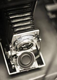 Camera Art Polaroid vintage camera  5x7 Fine by MarianneLoMonaco, $15.00