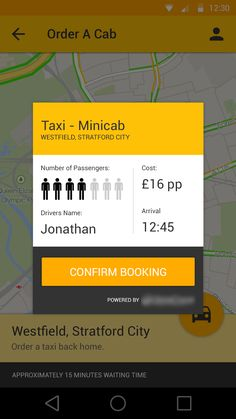 Dribbble - taxi.png by Sean Geraghty