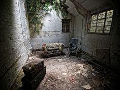 vê - design de interiores e decoração: Casas abandonadas