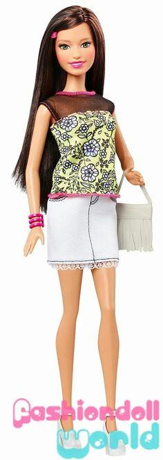 A postagem de hoje conta com 56 imagens em alta qualidade de novos lançamentos Barbie 2015, os lançamentos se dividem em Barbie in Rock'n ...