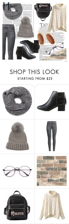 """Sweater Weather"" by rkoltonshaffer ❤ liked on Polyvore featuring Nine West, City Classified, Eugenia Kim, Balmain, Wall Pops!, Charlotte Russe and Kendra Scott"