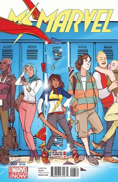 """Ms. Marvel by G. Willow Wilson 