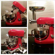 Tolle Himbeer Macarons mit meiner Medion Premium Küchenmaschine!  http://www.mihaela-testfamily.de  #goTestMedion #Macarons #Medion #Food