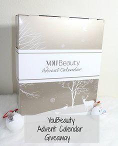 YouBeauty Advent Calendar Giveaway