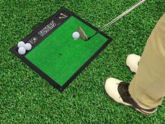 Philadelphia Flyers Golf Hitting Mat - NHL -  Great for the man cave or can be great gift idea for the Flyers fan.