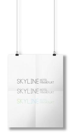 Skyline Hotel Logo Konzeption v1