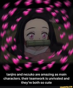 Tanjiro and nezuko are amazing as main characters. their teamwork is unrivaled and they're both so cute - tanjiro and nezuko are amazing as main characters. their teamwork is unrivaled and they're both so cute - iFunny :) Cute Love Memes, Avatar, Otaku, Dragon Slayer, Cute Anime Pics, Dark Anime, Kawaii Anime Girl, Cute Images, Anime Demon