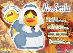 Mrs. Settler – the Fowlwhip Queen