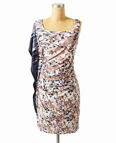 I want to pull of this Jessica Simpson dress