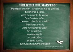 11 de Septiembre: Día del Maestro