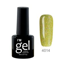 Shiny Neon UV Gel Nail Polish Professional Long-lasting Gel