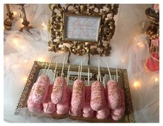 Hostess with the Mostess® - Swanky Yankees Candy & Dessert Table