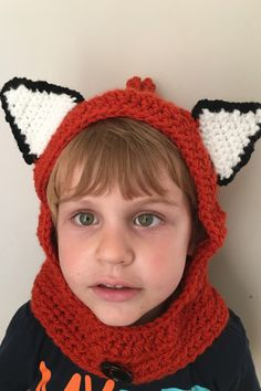 A personal favourite from my Etsy shop https://www.etsy.com/uk/listing/477464891/fox-hoody-little-critters