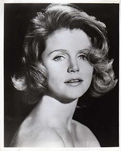 """Lee Remick, born Lee Ann Remick on 12/14/35 in Quincy, MA. Died on 4/2/91 of kidney and liver cancer. An Actress from 1957 to 1989. She made her film debut in """"A Face in a Crowd"""", 1957. Other notable films: """"Anatomy of a Murder"""", 1959, """"Wild River"""", 1960, and """"The Omen"""", 1976. She won Golden Globe Awards for the T.V. film """"The Blue Knight"""", 1973 and for playing the title role in the 1974 miniseries """"Jennie"""" :Lady Randolph Churchill. She was married twice with two children!"""