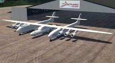 Huge Stratolaunch Plane