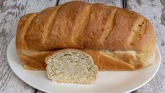 Házi kenyér egyszerűen Baked Goods, Bread, Baking, Youtube, Food, Recipies, Brot, Bakken, Essen