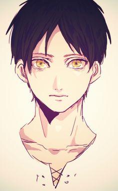 Eren.Jaeger.full.1538329.jpg (488×789)<<< I swear I'll die if I get to see his eyes again
