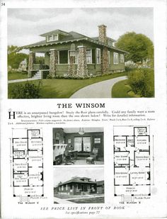 Sterling Kit House - The Winsom | Tiny bungalow with beautif… | Flickr