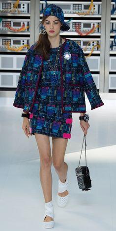 Desfile Chanel Primavera/Verão 2017: Paris Fashion Week [Destaques]