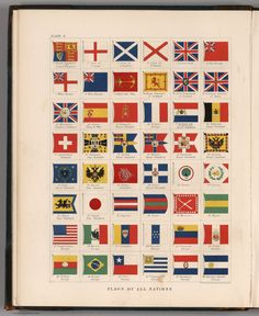 Flags of the World 1906