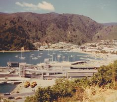 Picton is a town in the Marlborough region of New Zealand. Inter-island ferries to and from Wellington arrive and depart here by way of the Marlborough Sounds.