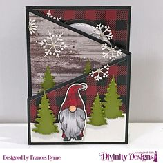 Xmas Greeting Cards, Xmas Cards, Greeting Cards Handmade, Holiday Cards, Tri Fold Cards, Fancy Fold Cards, Folded Cards, Merry Christmas Card, Christmas Cards To Make