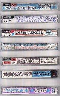 custom tapes