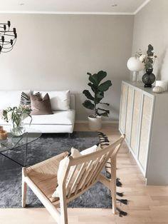 Ikea hack 2.0 – Susan Törnqvist Plywood Furniture, House Doctor, Design Blog, Design Design, Home Living, Apartment Interior, Living Room Inspiration, Lounge, Home Interior Design