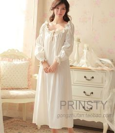 old fashioned nightgown pattern - Google Search