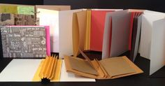 Hi everyone :-)   Here is part 2 for basic scrapbooking and craft tutorial on how make hinges, spines and bindingfor mini albums, journa...
