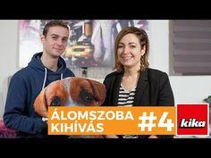 Álomszoba kihívás 4. rész | Csorba Anita vs. Zsdav | Kika Magyarország - YouTube