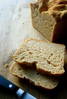 The best vegan and gluten free bread.
