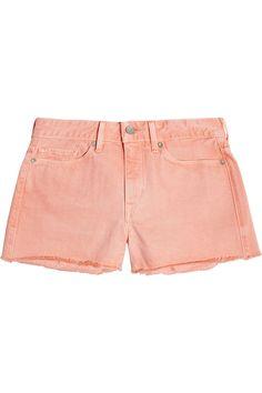 Levi's Made & Crafted   Empire denim shorts    NET-A-PORTER.COM