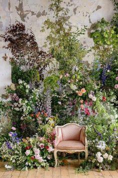 Garden Wedding, Dream Wedding, Wedding Wall, Spring Wedding, Luxury Wedding, Floral Wedding, Wedding Flowers, Wedding Dress, Instalation Art
