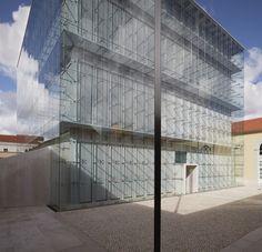 Rehabilitation of the Resin Factory / Cor Arquitectos