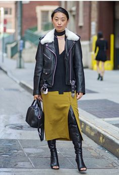 Streetstyle #Zalando Love this #winter #outfit