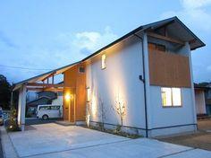 外観集 ~和モダン・本格和風の家~ House 2, Prefab, Architecture, Shed, Outdoor Structures, Japan, Interior, Gardens, Homes